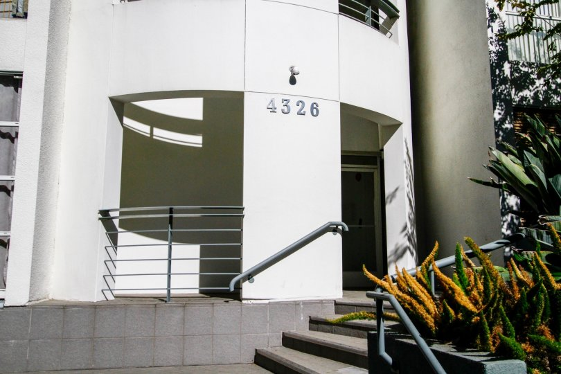 The address at 4326 Babcock Ave