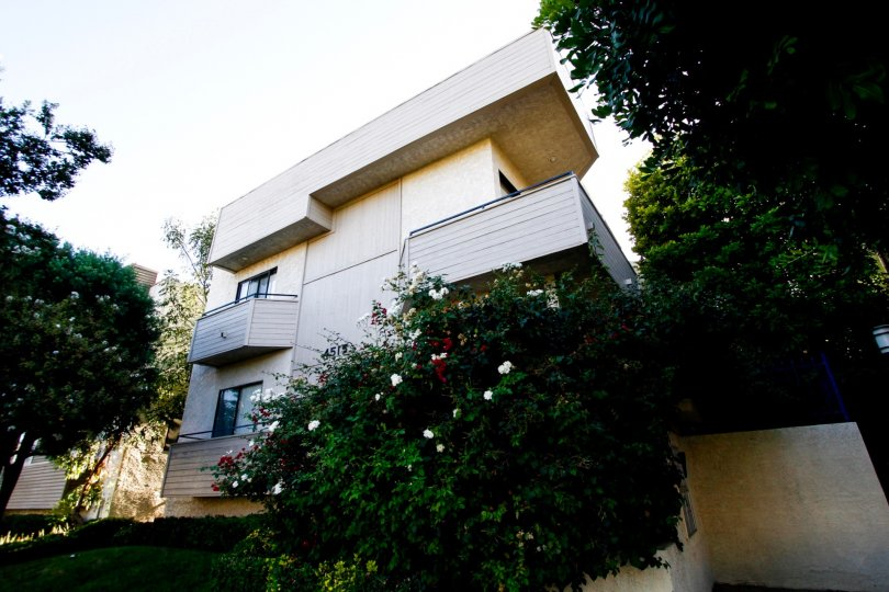 The building at 4515 Coldwater Canyon Ave in Studio City