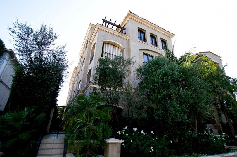 The Vita Bella building