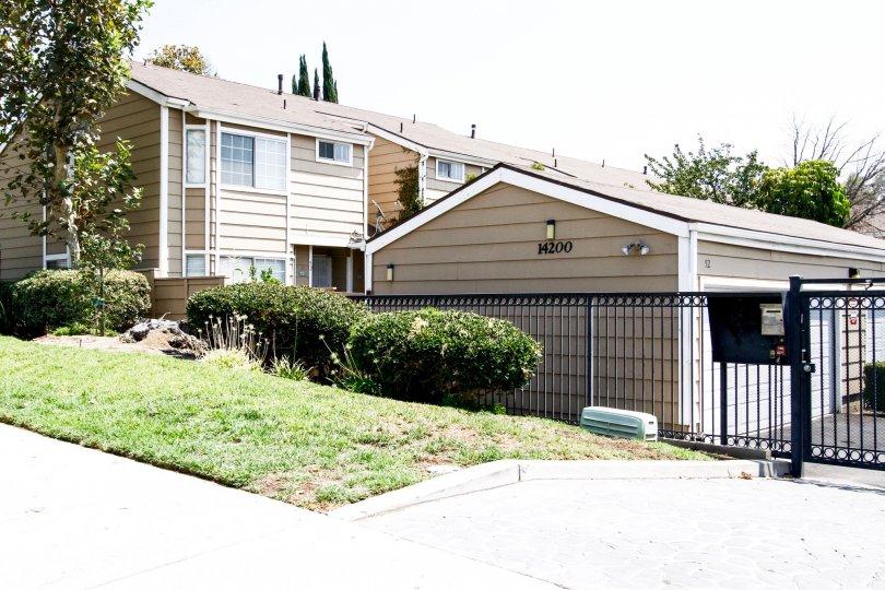 The Brooktree complex in Sylmar California