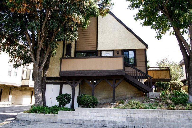The Shadow Mountain Trail building in Sylmar California