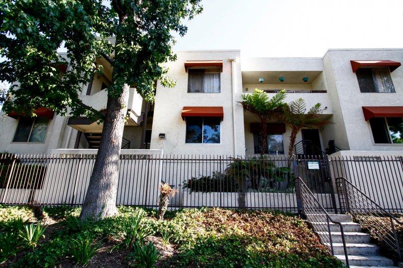 The Rosebud building in CA California