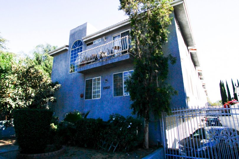 The building at 15920 Sherman Way in Van Nuys