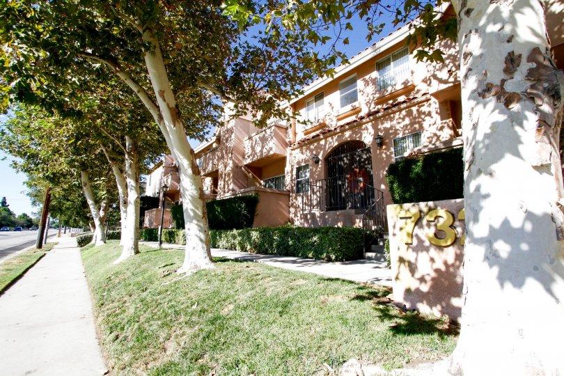 The Casa Balboa building