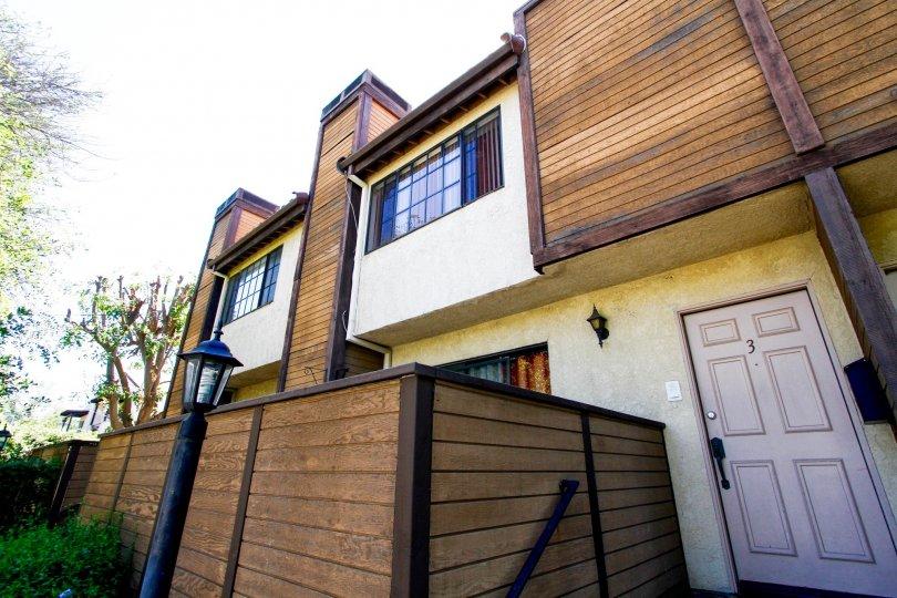 The windows seen at Peach Avenue Terrace