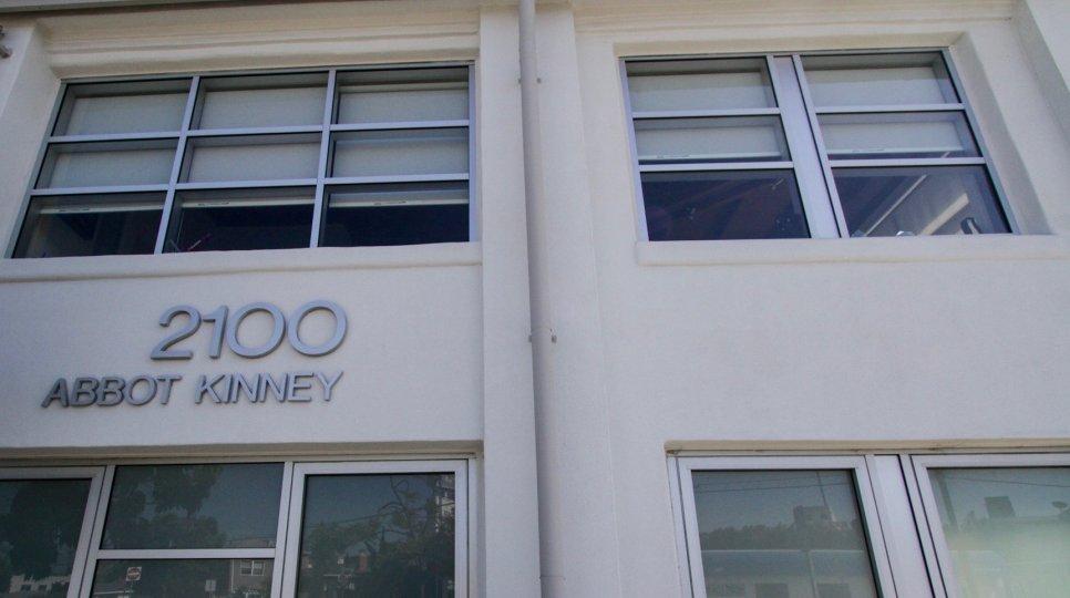 The windows at Bay City Lofts 2