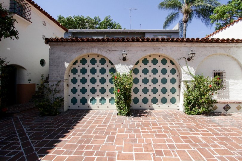 The Spanish influenced style of The Andalusia