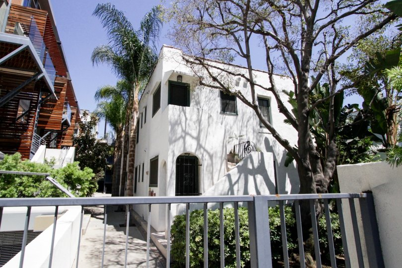 The Harper building in West Hollywood