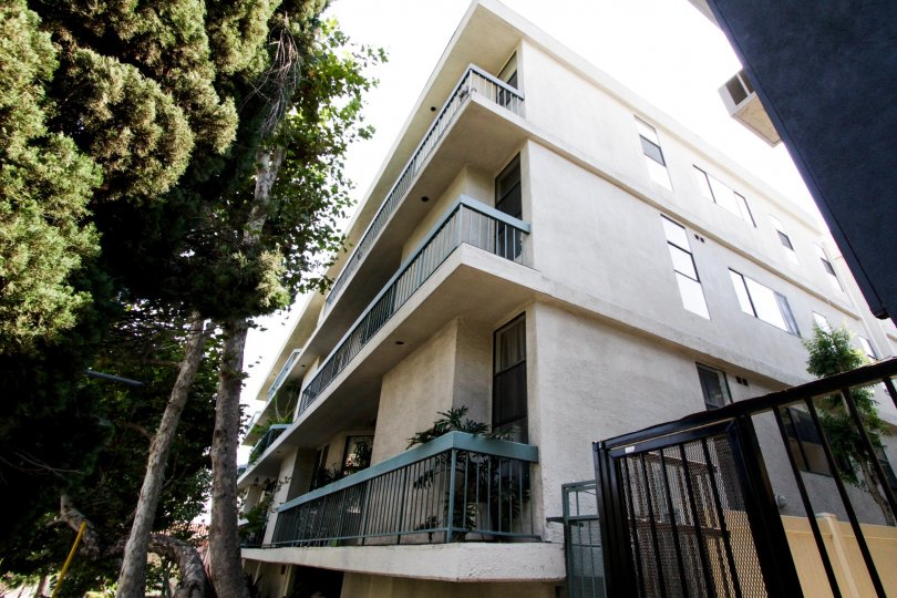 The Westbourne Regency building in West Hollywood