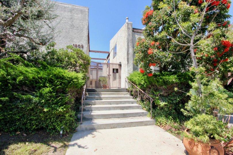 barrington gardens west la california garden homes