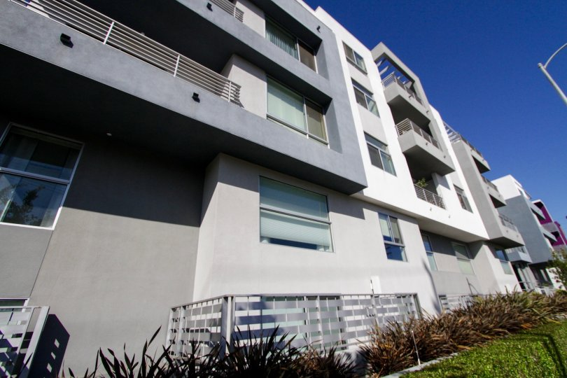 A look at the Soho Square building in West LA