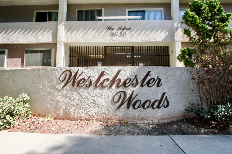 The address for Westchester Woods in Westchester, California