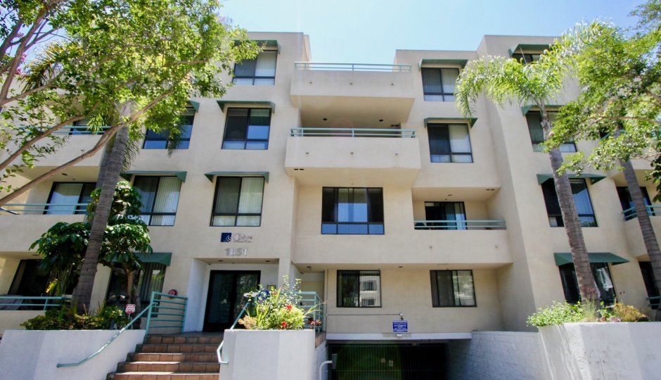 CHELSEA CONDOMINIUMS IS ITHE CITY OF WESTWOOD AND IN THE STATE OF CALIFORNIA