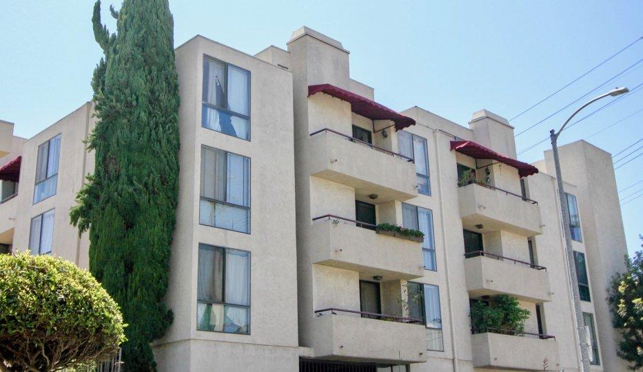 Amazing 2 story apartment of Glendon Villas, Westwood, California