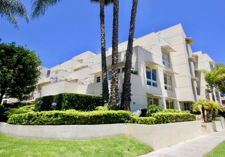 Creamy looking and rich The Enterprise Condominium, Westwood, California