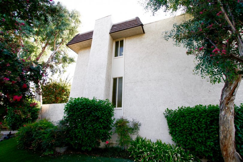 The Villa Granada building in CA California