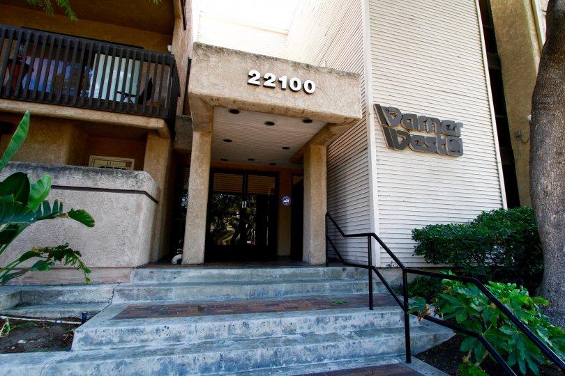 The address for Warner West