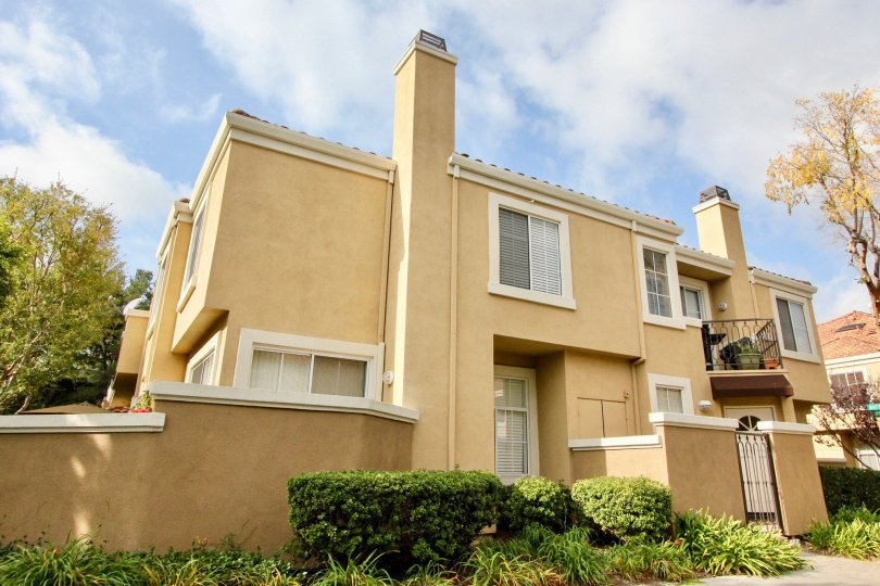 Villa with fantastic view with greengarden in front and sunshine in Applause of Aliso Viejo