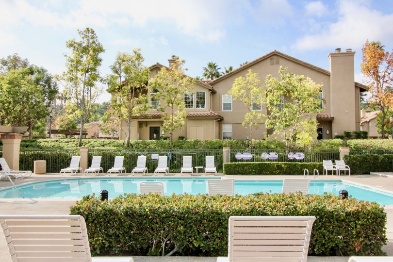 amazing homes at Calabria located at Aliso Viejo, California