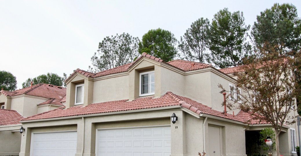 A beautiful house in a nice neighborhood in Aliso Viejo, California.