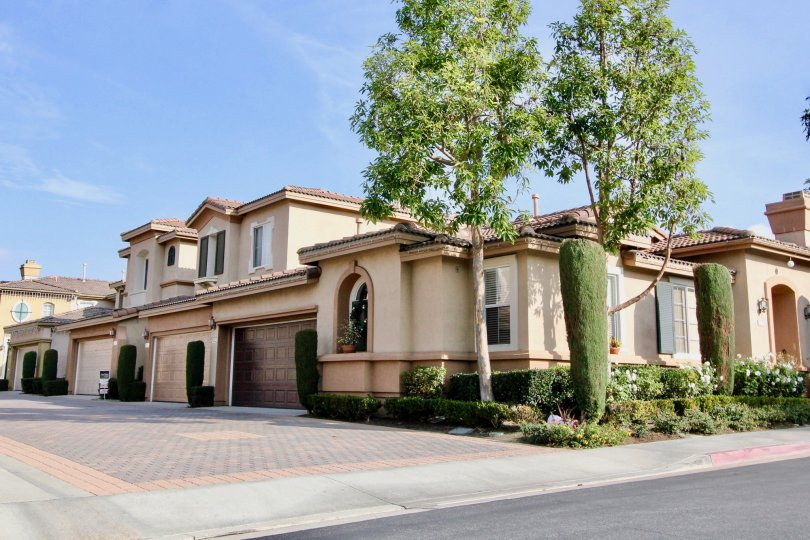 valuable homes at Milano in Aliso Viejo, California