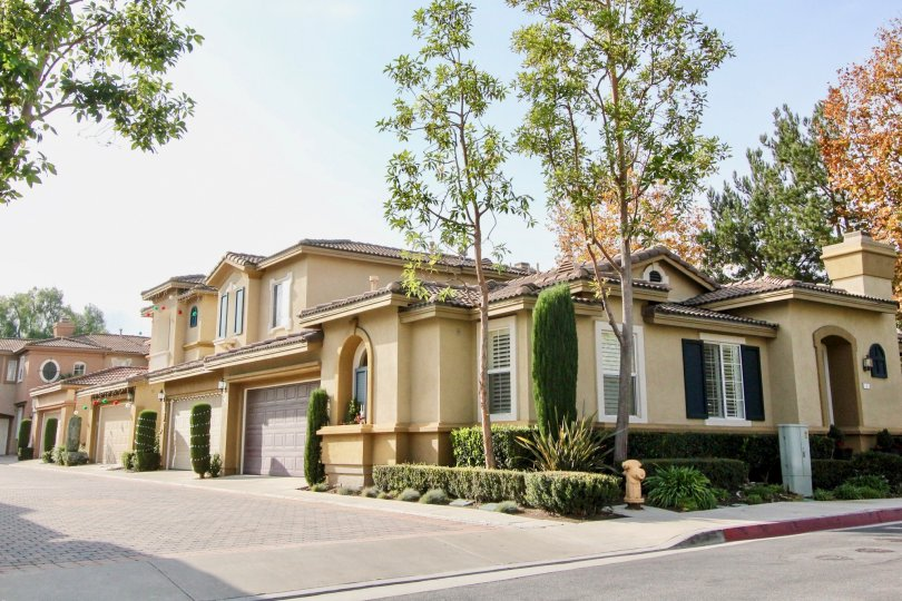 Fantastic Milano In Aliso Viejo California Country