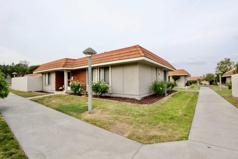 amazing homes at New World Condos in Aliso Viejo, California