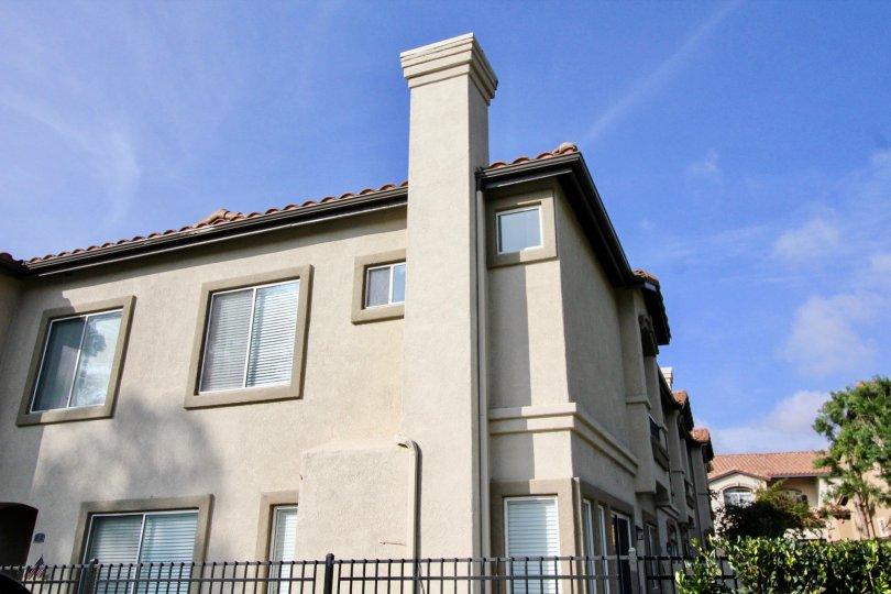 Secure living at Passeggio in Aliso Viejo, California.