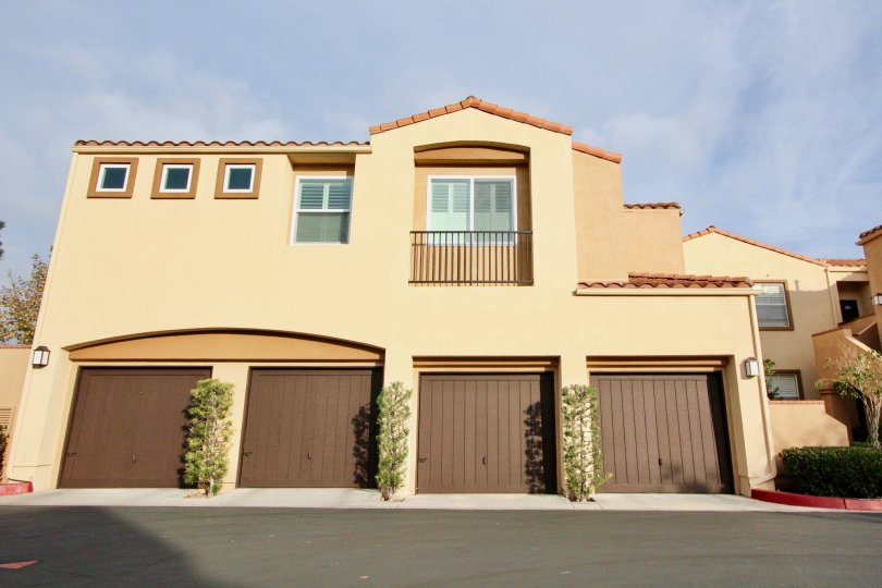 Marvelous Seacove Villas In Aliso Viejo California Country