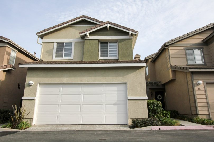 A street view of The Pointe a community in Aliso Viejo, California.