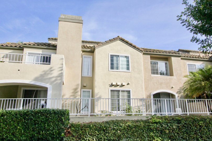 the The Villas is a enlarged house of the aliso viejo in CA