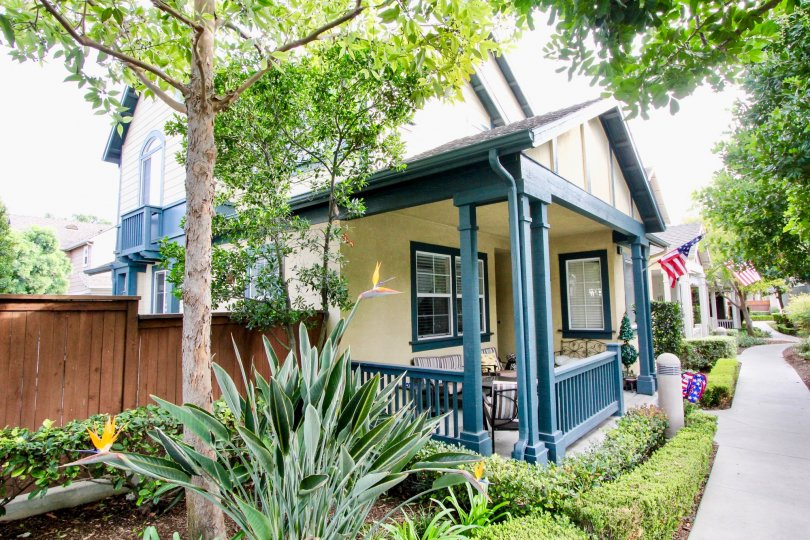 the twelve picket lane is a national house of the aliso viejo in ca