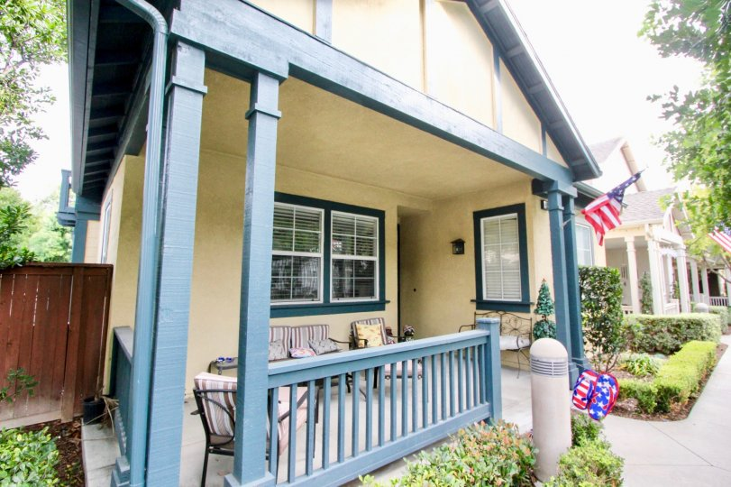 Beautiful Twelve Picket Lane residence with a large porch and backyard