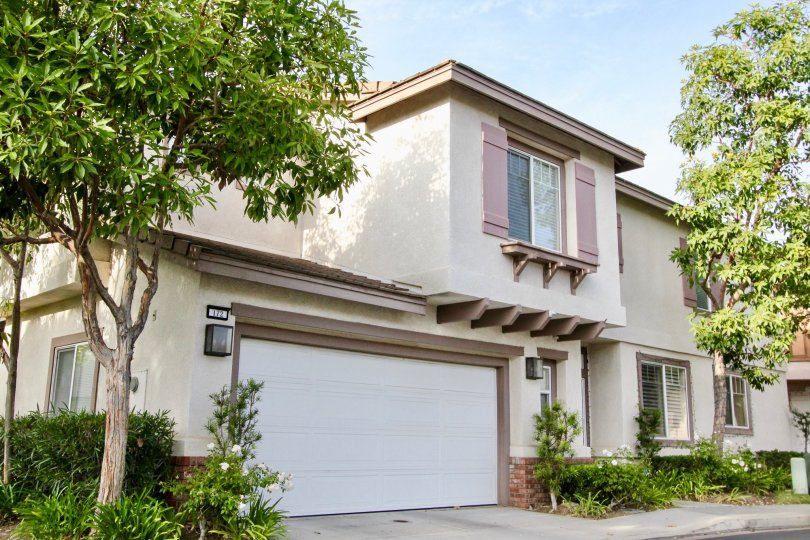 Independent villa with sunshine and garden in Vista Heights of Aliso Viejo