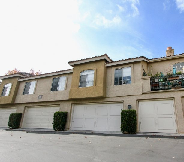 Condominiums of WIndflower in Aliso Viejo California