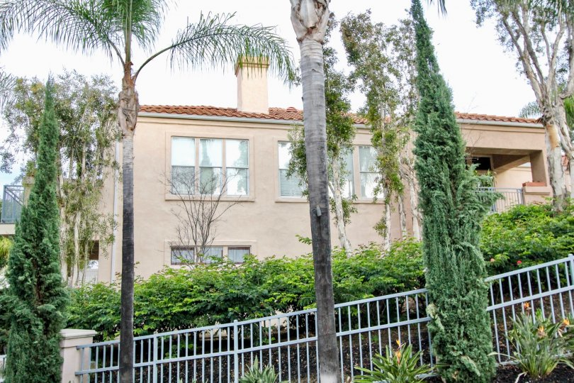 Firenze building house with tree beauty location in Anaheim Hills