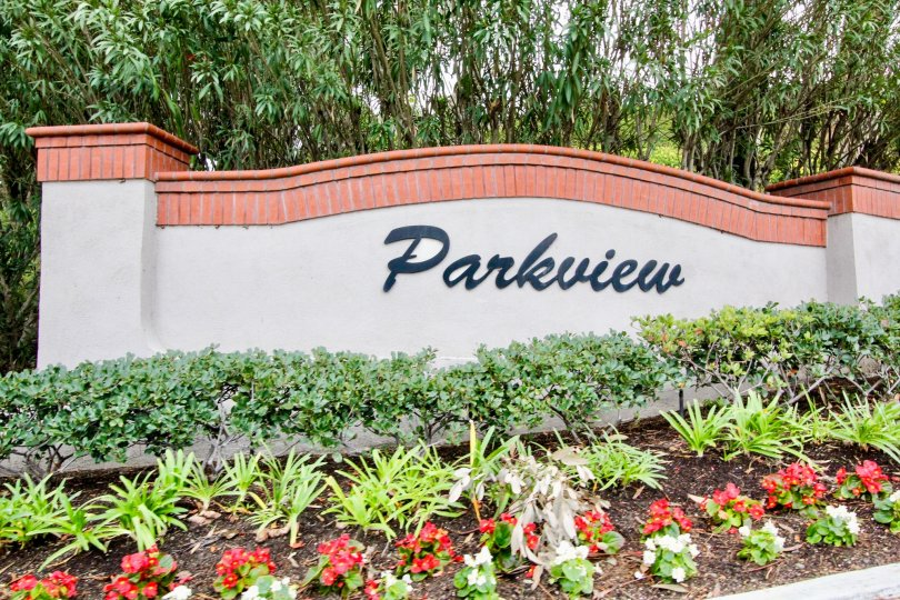 Parkview Townhomes attractive location at Anaheim Hills City