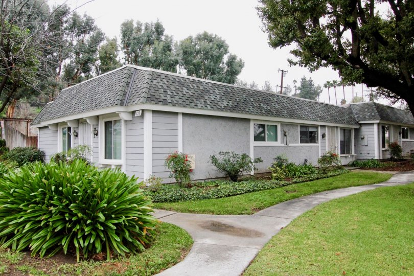 Casa Canon, offers one level range layouts and ample space for motorized transportation in Anaheim, California