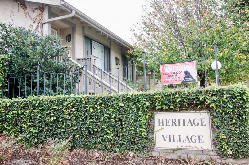 Heritage Village Townhomes Home With Green Park attractive View at Anaheim City Heritage