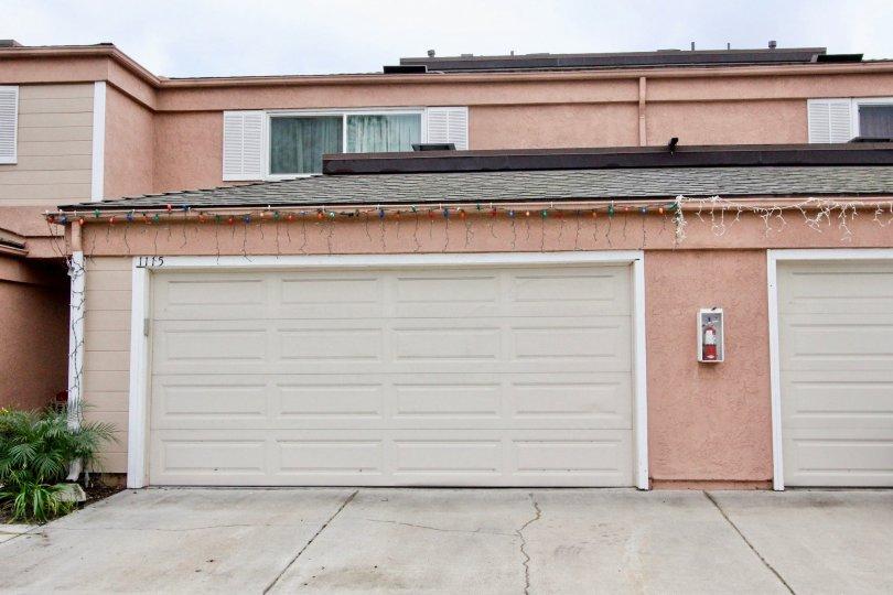 Multi-family living in Northwoods Villiage, Anaheim, California