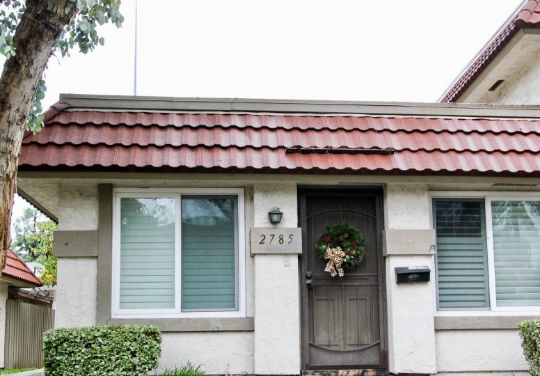 ONE OF THE SMALL HOME IN THE CITY OF ANAHEIM FROM THE STATE OF CALIFORNIA