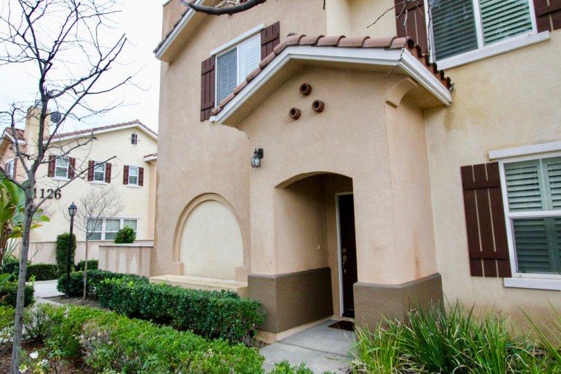 Multi-story home in Villa de Euclid in Anaheim, California