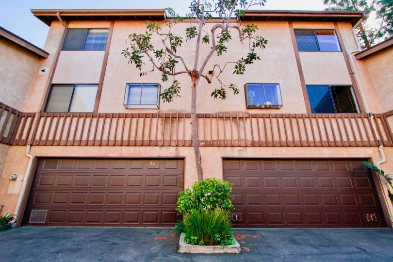 Colourful villa with simple and nice view in Villa Maple of Costa Mesa