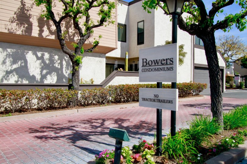 Bowers Condominiums's best views in Cypress City, California