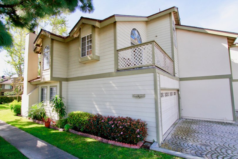 Dreamy community of Cambridge Commons, Cypress City, California
