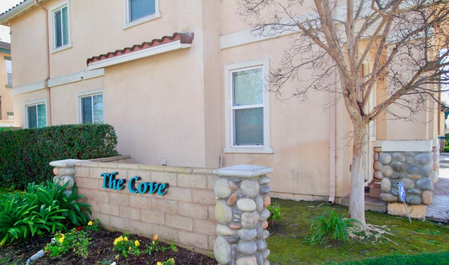 First impression boosters of The Cove, Cypress, California