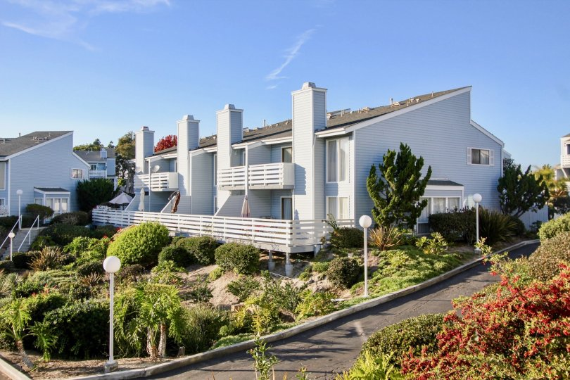 amazing homes at Dana Vista in Dana Point, California