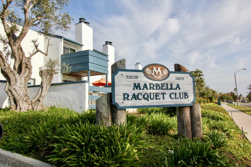 Quitly Marbella Racquet Club In Dana Point California Country