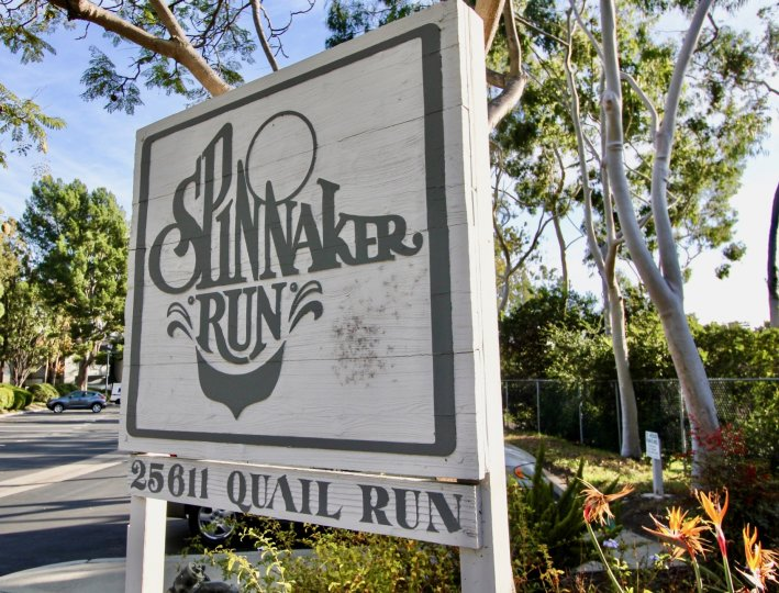 The Board in road mentioned Spinnaker Run placed in Dana Point City
