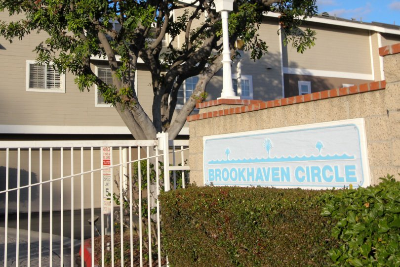 Security and peace of mind at Brookhaven Circle in Garden Grove